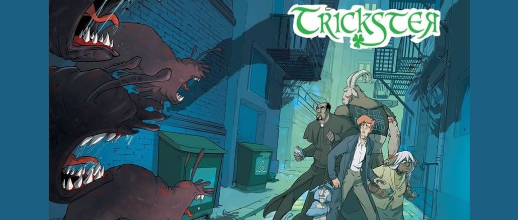 Trickster comic dfantasia duendes