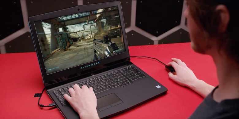 Melhor Notebook Gamer Alienware 17 R4