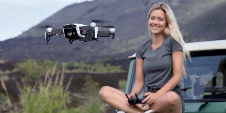 Melhor Drone para a Maioria das Pessoas: DJI Mavic Air