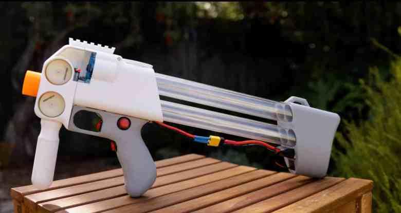 Impressora 3D Nerf