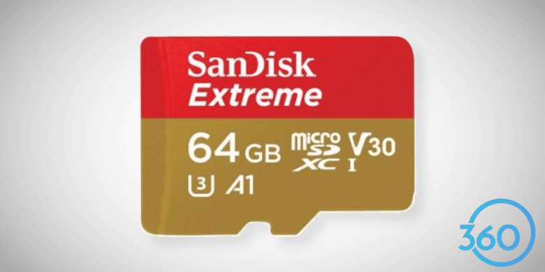 Sandisk Extreme 64GB