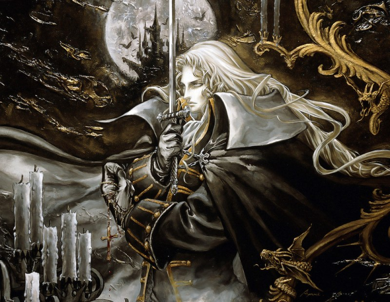 It was Alucard who convinced me to go Sony.