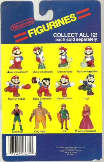 The Little Mac figure I always wanted...