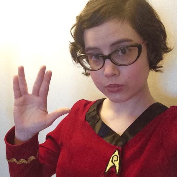 Live long, and prosper!