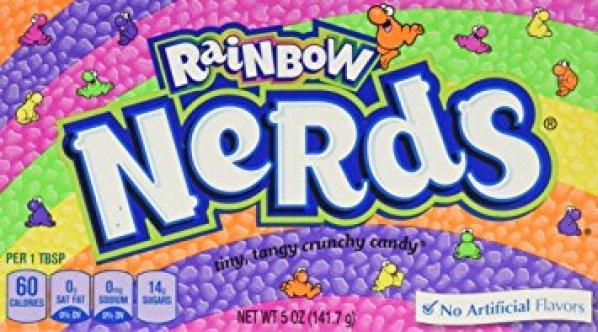 Geekade Top Ten Candy Not Bars Geekade