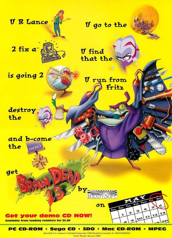31 Days of Halloween: Brain Dead 13 – Geekade