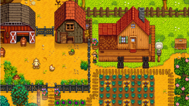 Automating a Virtual Home : Adventures in Stardew Valley