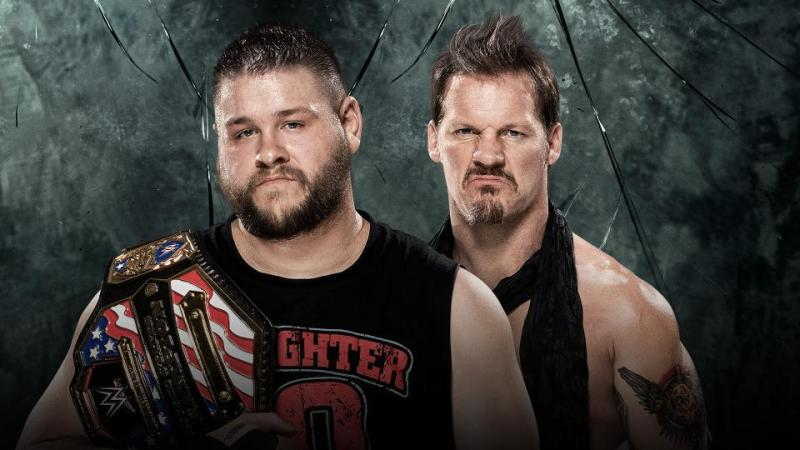 Kevin Owens vs Chris Jericho - United States Championship