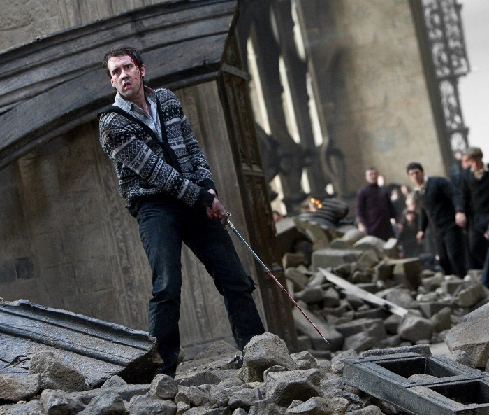 When did Neville get so HOT?