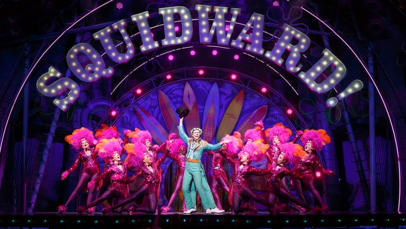 Are You Ready, Kids? SpongeBob Squarepants the Musical Takes