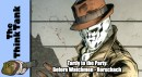 Tardy to the Party: Before Watchmen – Rorschach