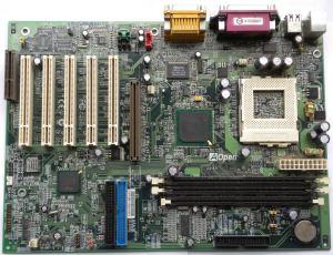 Intel 815 motherboard