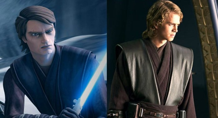 Star Wars Revisited Revenge Of The Sith Geekade