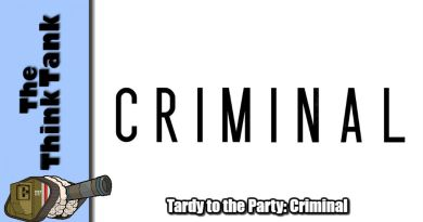 Tardy to the Party: Criminal