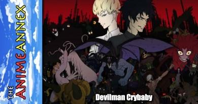 The Anime Annex: Devilman Crybaby