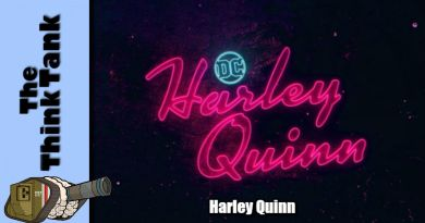 Tardy to the Party: Harley Quinn