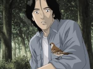 Dr. Tenma is a bird-certified surgeon