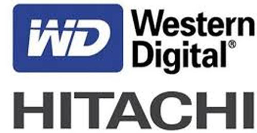 Hitachi Hard Drive is now a Western Digital