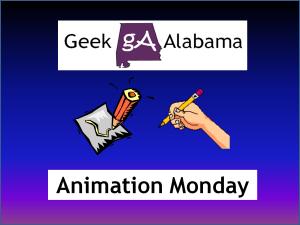Geek Alabama Animation