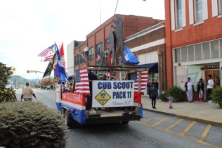 Anniston Veterans Day Parade '17 (65)
