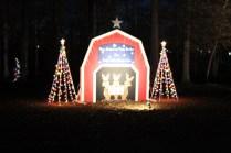 Pell City Lakeside Park Christmas '17 (16)