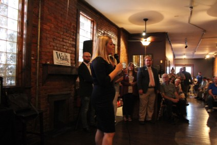 Walt Maddox & Mallory Hagan In Anniston (12)