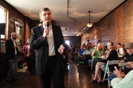 Walt Maddox & Mallory Hagan In Anniston (9)