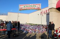 Kiwanis & Martin's Bicycle Giveaway (19)