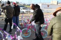 Kiwanis & Martin's Bicycle Giveaway (26)