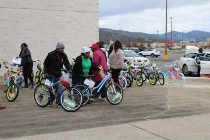Anniston Kiwanis Bicycle Giveaway 2019 (1)