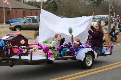 Weaver, AL Christmas Parade 2019 (1)