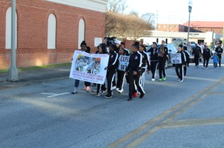Anniston Girls Basketball Championship Parade (10)