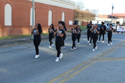 Anniston Girls Basketball Championship Parade (9)