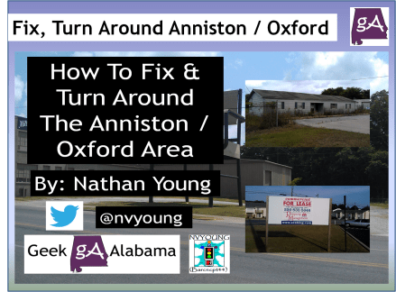 View The How To Turn The Anniston / Oxford Area Around Presentation