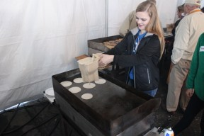pancake 165