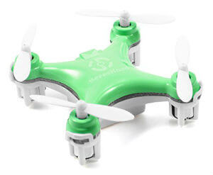 Cheerson Cx-10 4ch 24ghz 6 Axis Gyro LED Rechargeable Mini Nano Rc UFO Quadcopter