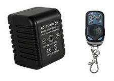 Ctronics 1080P Spy Hidden Camera AC Power AdaptorCharger Covert Self-Recording Spy DVR with USB Port