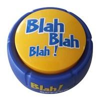 Blah! Button