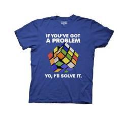 Ripple Junction Rubiks Cube Yo I'll Solve It Adult T-Shirt
