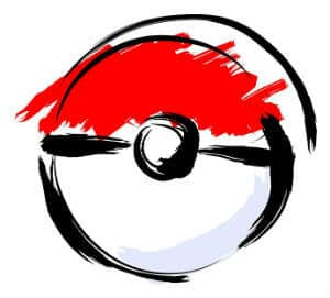what is pokemon go - pokeball