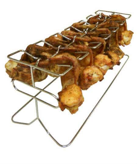 Chicken Leg And Wing Grill Rack