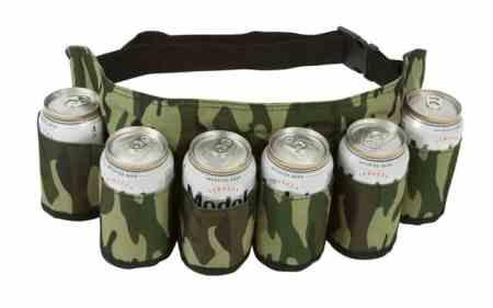 Soda Can Holster Belt 6