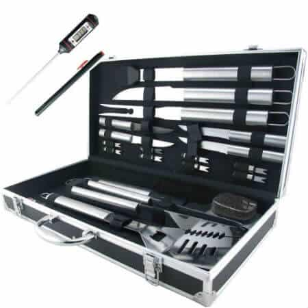 Teikis 19 Piece Bbq Tool Set