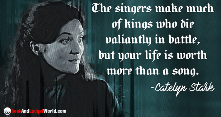 Catelyn Stark quote