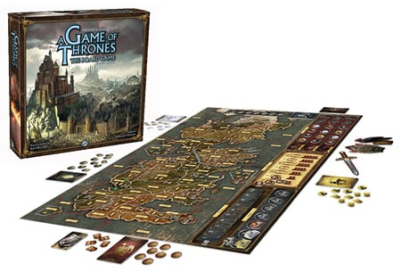 6 A Game Of Thrones The Board Game Second Edition