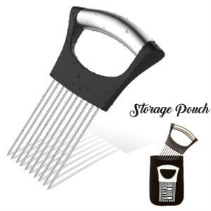 Onion Holder For Slicing