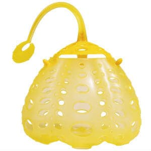 Silicone Food Pod Cooking Basket And Strainer