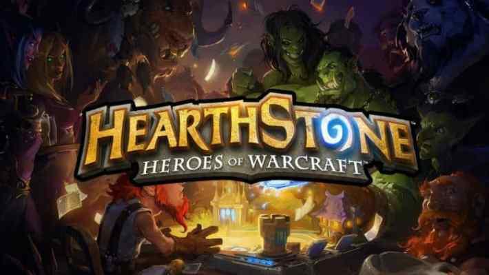 HearthStone Hearoes Of Warcraft