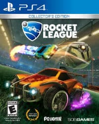 Rocket League PlayStation 4