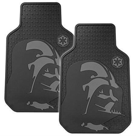 Star Wars Darth Vader Floor Mat Set
